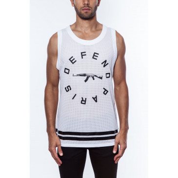 T-shirt STRIP DEB WEISS