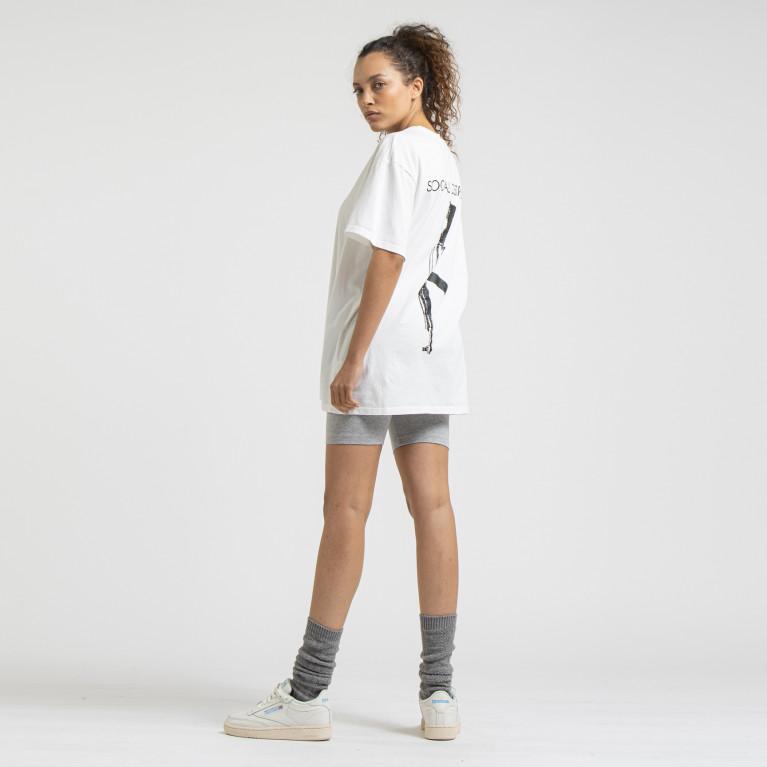 T-shirt SOCIAL-OFF WHITE