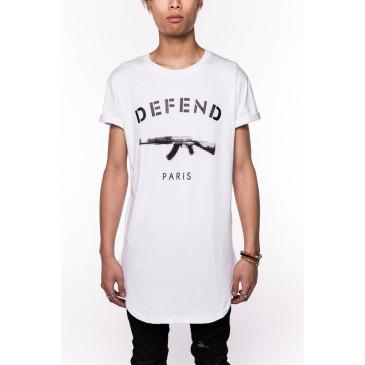 T-shirt ANDRE WHITE