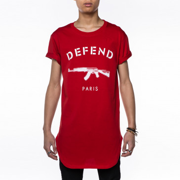 T-shirt ANDRE RED