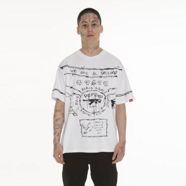 T-shirt ANDROMEDA WHITE