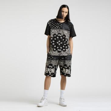 T-shirt ARCHE-BLACK