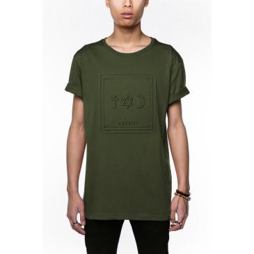 T-shirt CO ALFRED KAKI