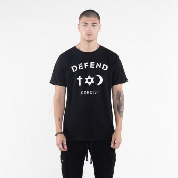 T-shirt CO TEE BLACK