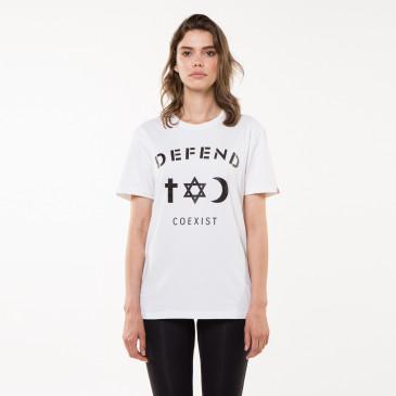 T-shirt CO TEE WHITE
