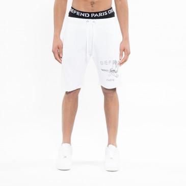 Shorts MALAGA WHITE