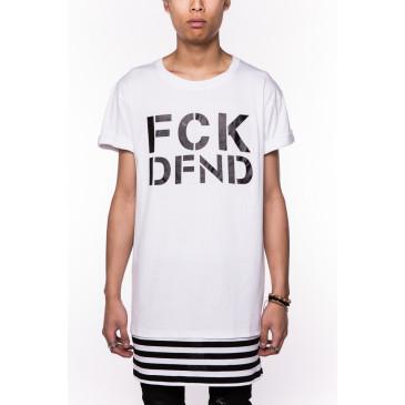 T-shirt GUY WHITE