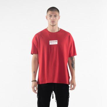 T-shirt CALEB RED