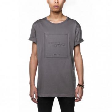T-shirt CO ALLAN GREY