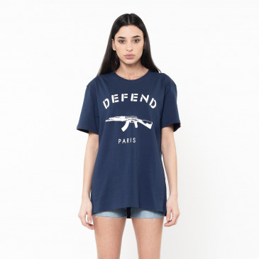T-shirt PARIS TEE DENIM