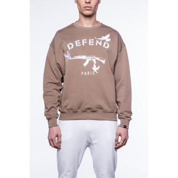 Sweatshirt SOP TAN